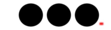 svarta bollar