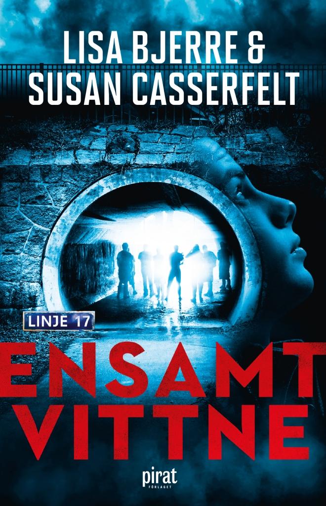 Ensamt vittne av Lisa Bjerre & Susan Casserfelt