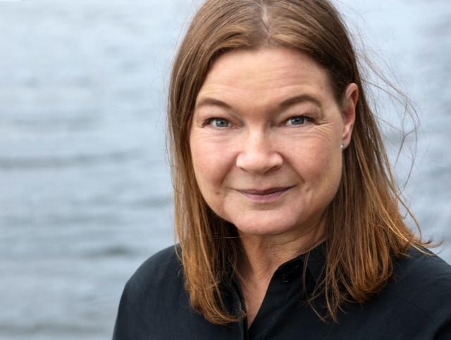 Porträtt av Heli Björkman